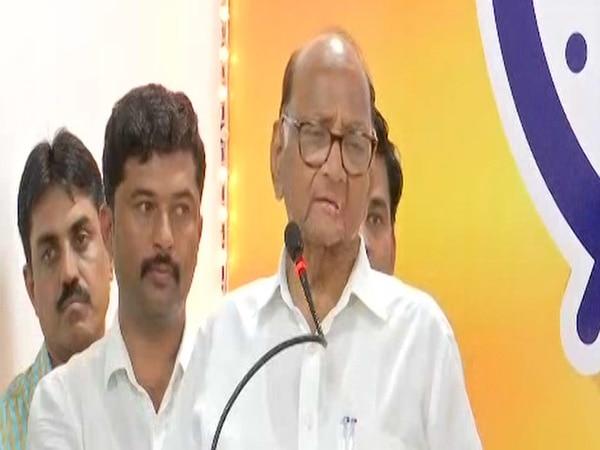 Maharashtra: Shiv Sena's Sanjay Raut Meets Sharad Pawar